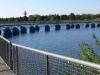 Pontonbrücke